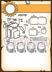 CraftQuest - Backpack Schematic