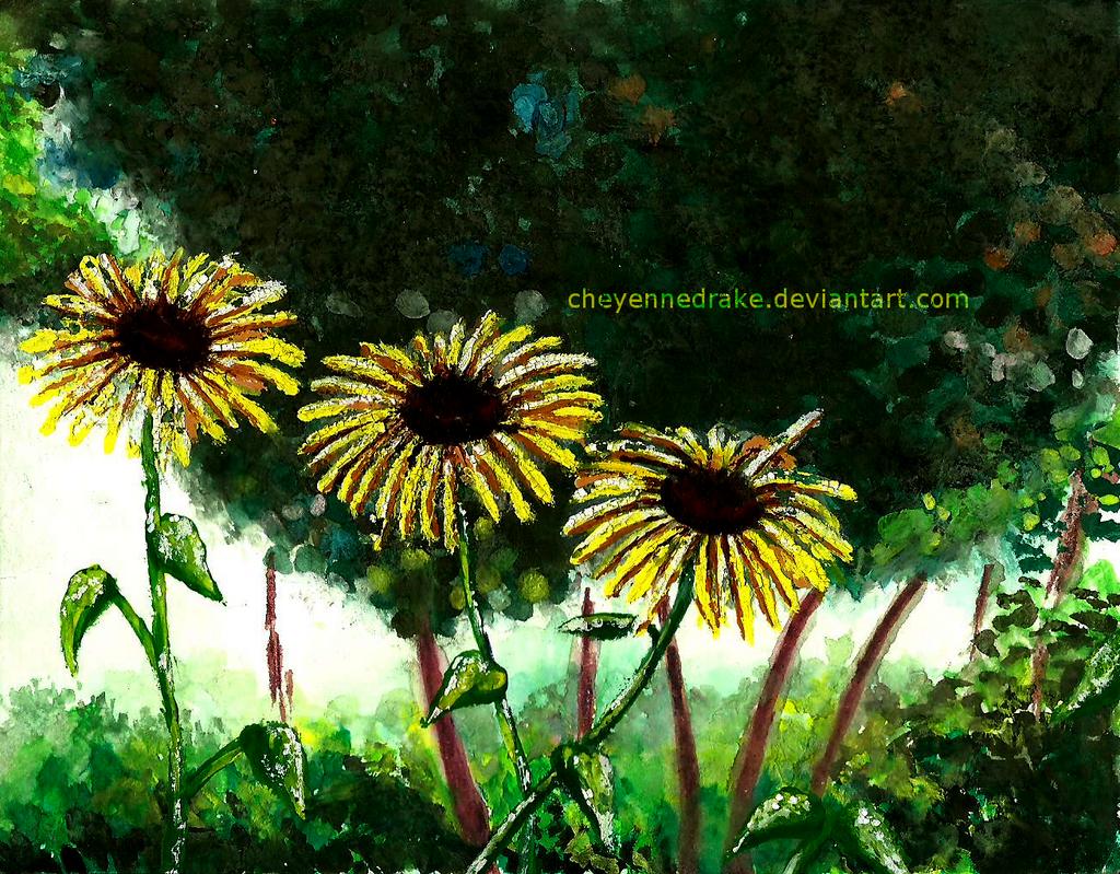 spring. [2014] by CheyenneDrake