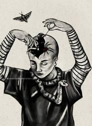 the seamstress. [2016]