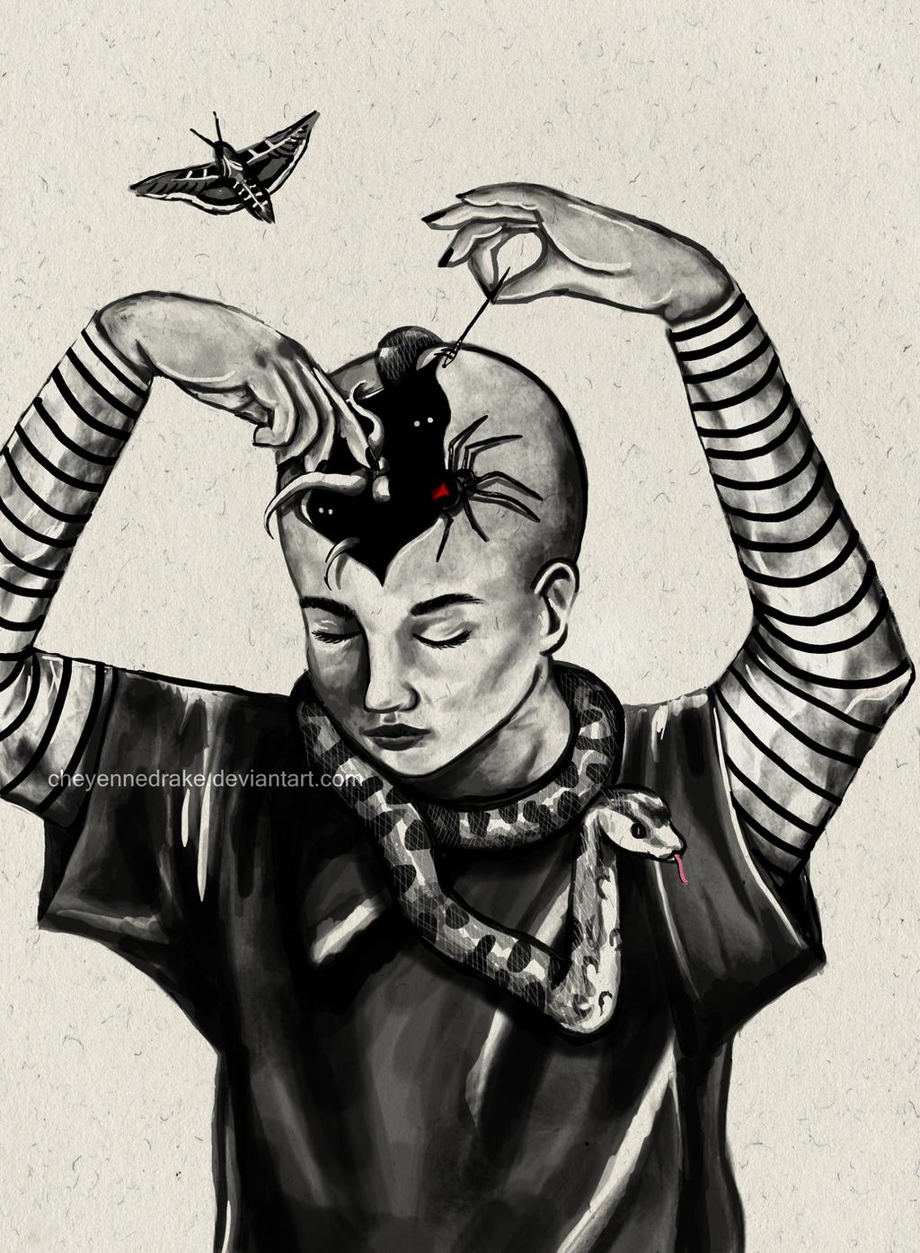 the seamstress. [2016] by CheyenneDrake