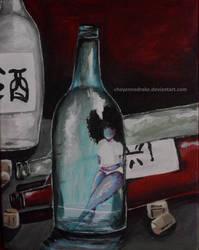 genie in a bottle. [2016] by CheyenneDrake