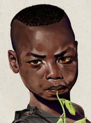 suri boy (ethiopia). [2016]