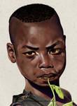 suri boy (ethiopia). [2016] by CheyenneDrake