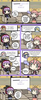 Suguri and Sumika's QnA (Read the description!)