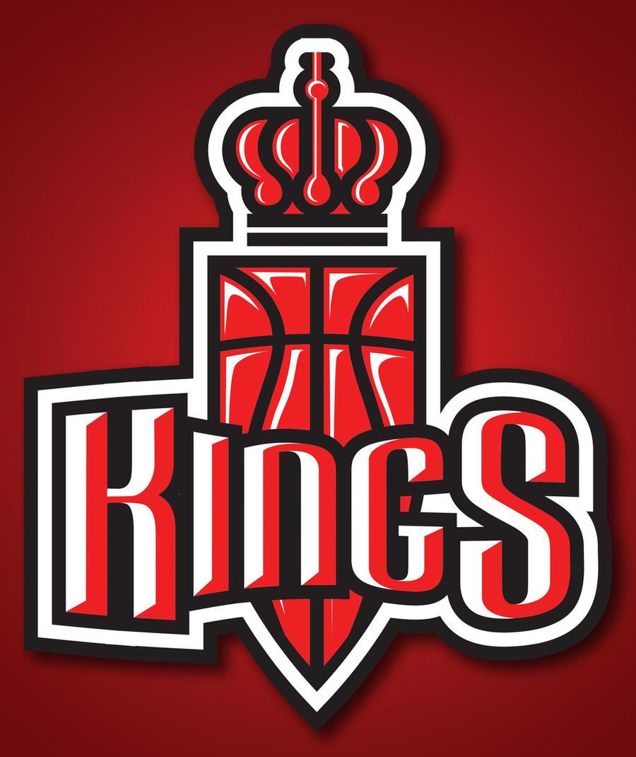 Kings Basketball Logo by MarkRantal