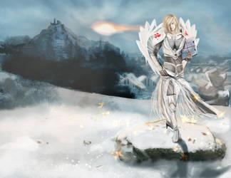 White Magician Girl