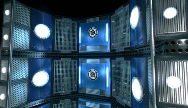 Metroid Rebirth Elevator