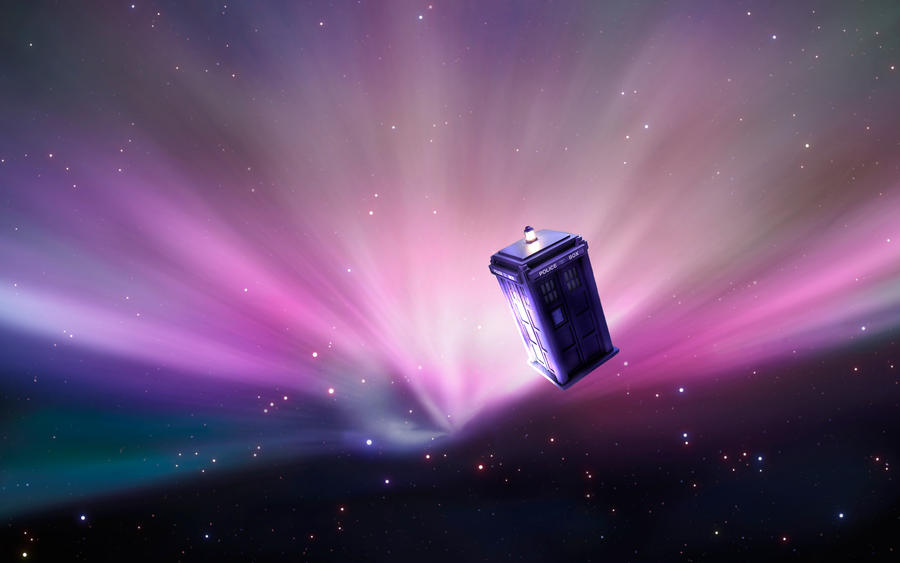 Doctor Who Mac Wallpaper