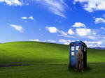 Doctor Who Windows Wallpaper