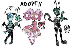 adopts :: 1 / 3 open ::
