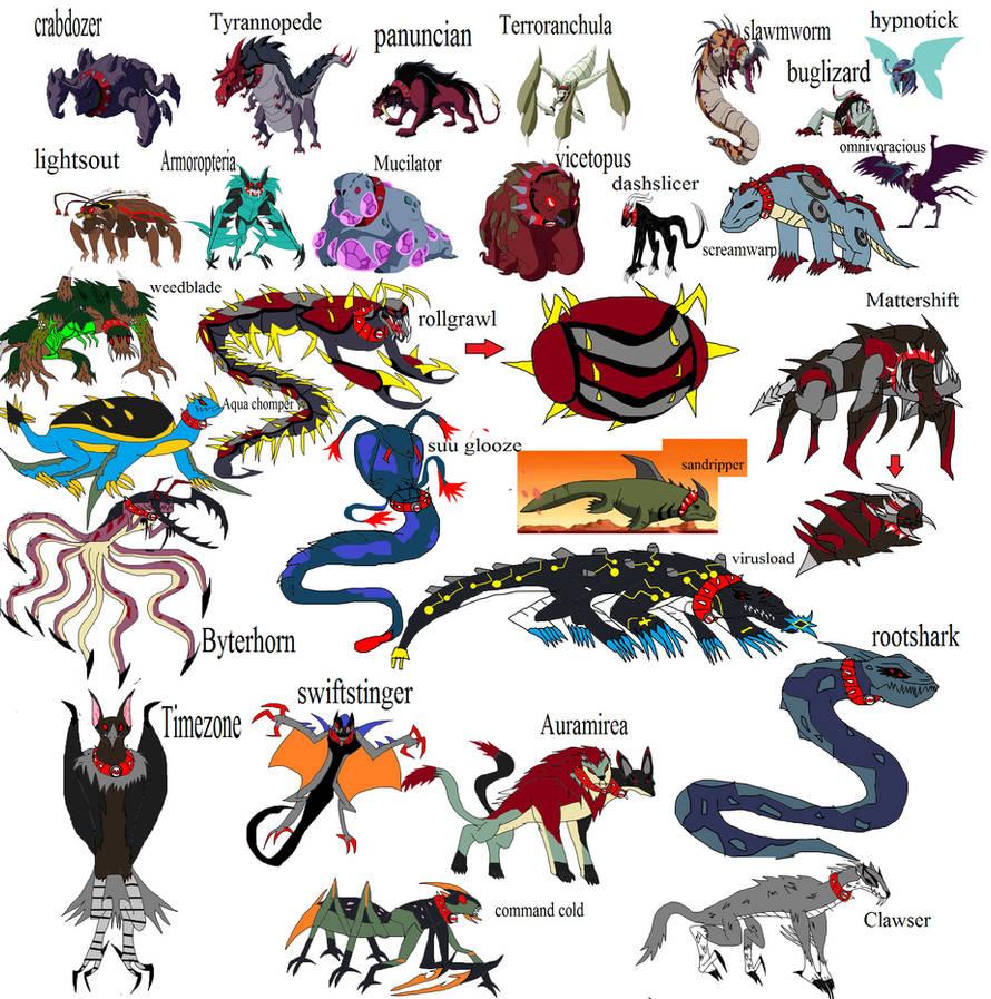 Koans Predator Form By Mrryder On Deviantart