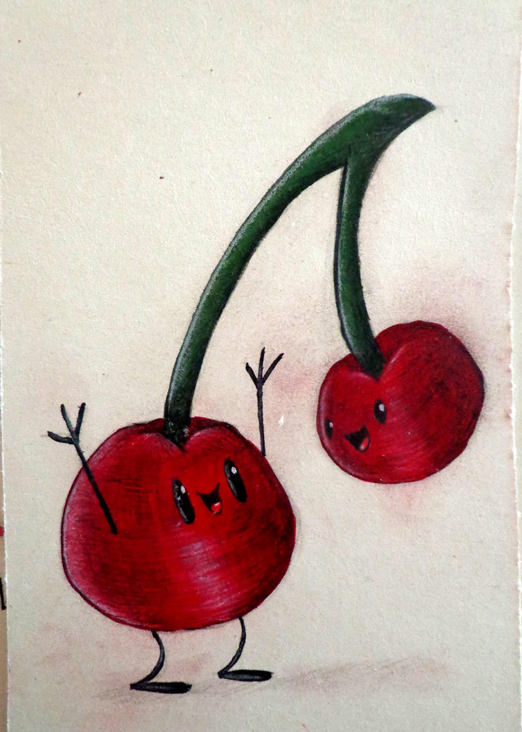 Cherries by pineapplepidecd92