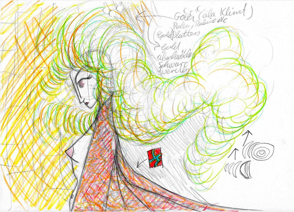 Cloud Woman Sketch 2 by pineapplepidecd92
