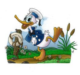 Donald Duck 85th Anniversary