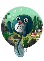 All Pokemon of the first Generation - Poliwag