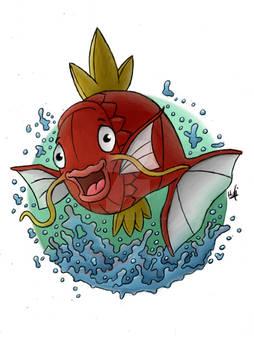 All Pokemon of the first Generation - Magikarp