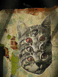 Cat take Over by Ninheve