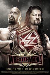 Roman Reigns vs The Rock: WrestleMania 35