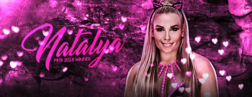 Natalya MITB 2018 winner signature