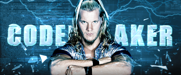 Chris Jericho: CODEBREAKER by ArselGFX