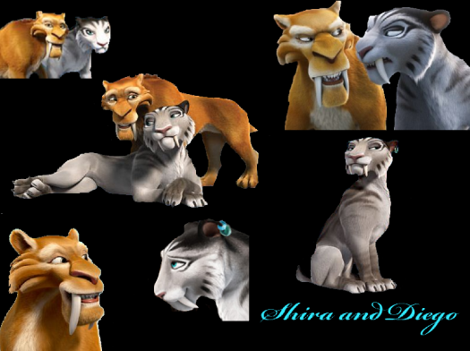 ice age 4 shira and diego kiss - photo #15