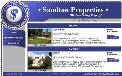 Sandton Properties