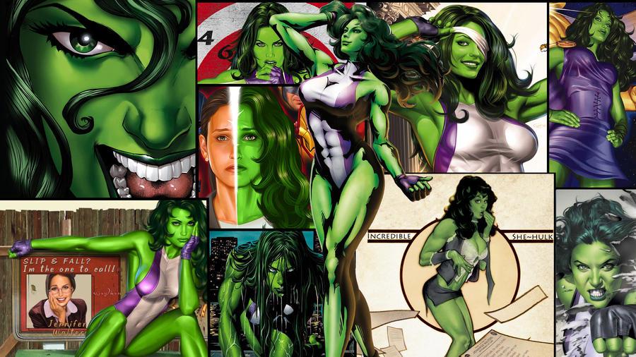 She Hulk Transformation Comics http://www.pic2fly.com/She+Hulk ...