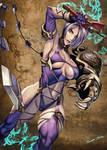 Ivy- Soul Calibur