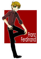 Show off your Franz art_01 by metroground