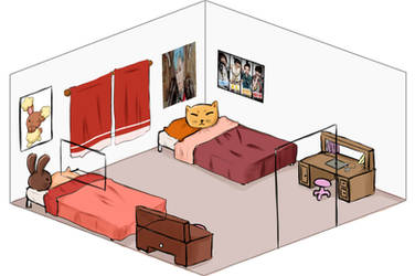 DH: Bedroom Meme by Starfruity2009