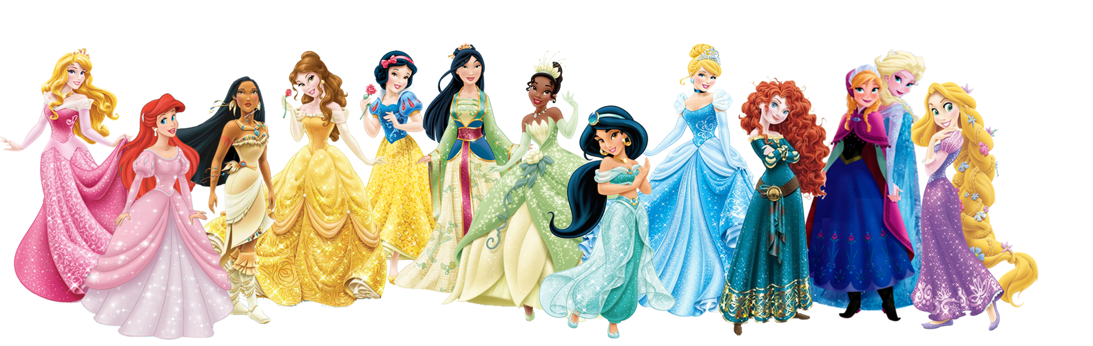 The Disney Princesses Were Younger Than I Thought | Awesomely Luvvie