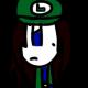 Luigi Thumb o3o by xXLonelyMoonXx