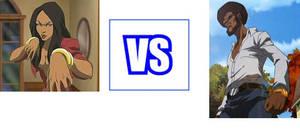 luna vs grand master bushido brown
