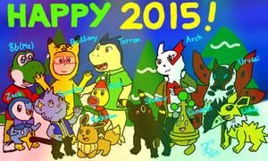2015 Hype! by YoshiDDR
