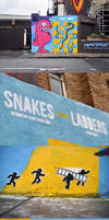 Snakes Versus Ladders
