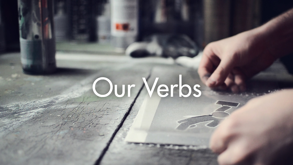 Our Verbs (video) by ThePpeGFX
