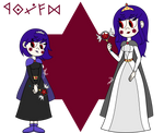 .: Raven (Princess and Queen) :.