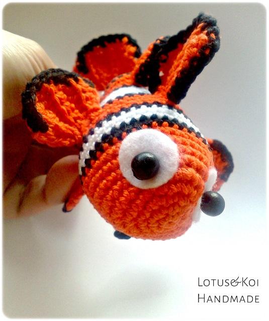 Amigurumi | Nemo en Crochet, Tsum Tsum | Tiere häkeln, Amigurumi ... | 640x535