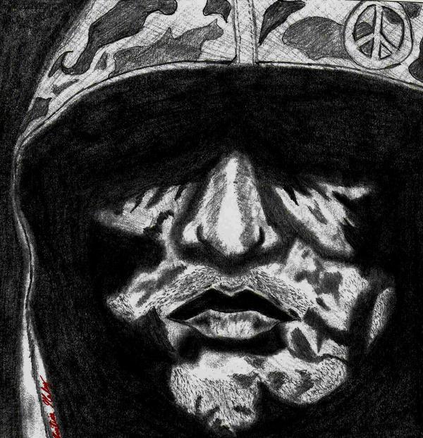 Marine Soldier by AellaPax