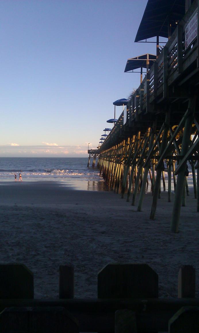 Myrtle Beach Pier 2 by AellaPax