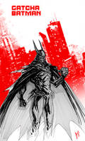 Gatcha-Batman by KomicKarl