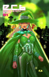Emerald City Comic Con Cover by KomicKarl