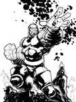 Walk On The Darkseid