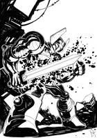 Acroyear-Micronauts by KomicKarl