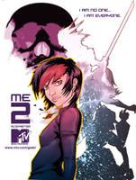 Me2 Preview Poster by KomicKarl