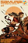 Samurai Final Cover by KomicKarl