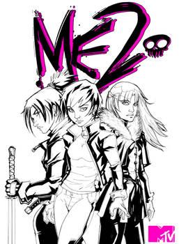 Me2 Promo Sketch