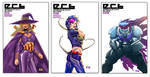 ECB New Covers by KomicKarl