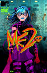 Me2 Issue 2 cover by KomicKarl