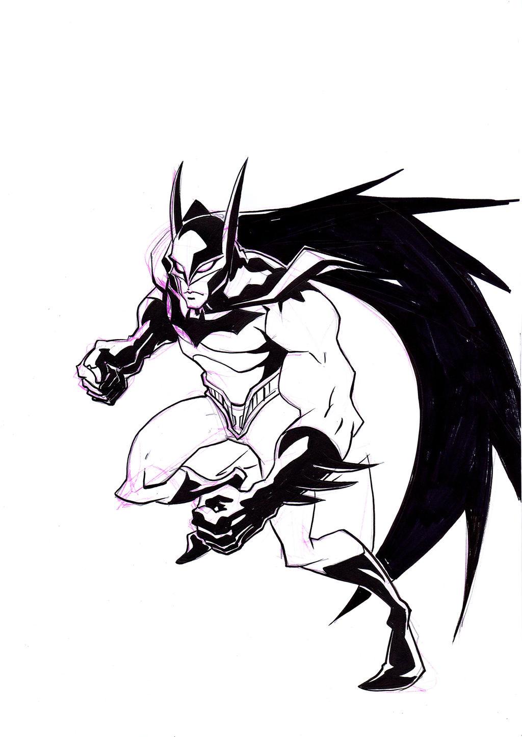 Beware The Batman by KomicKarl